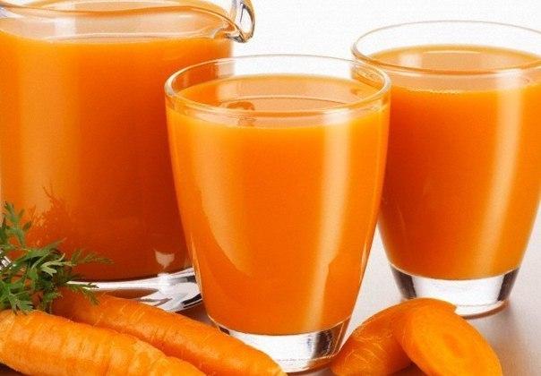 морковный сок от глистов отзывы