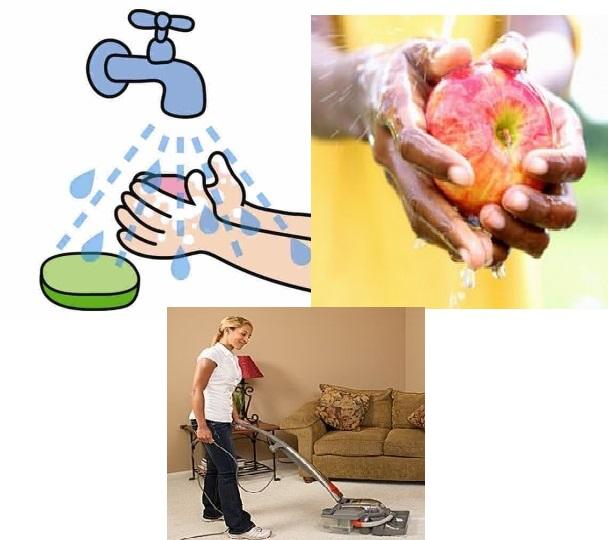 паразиты сода очищение