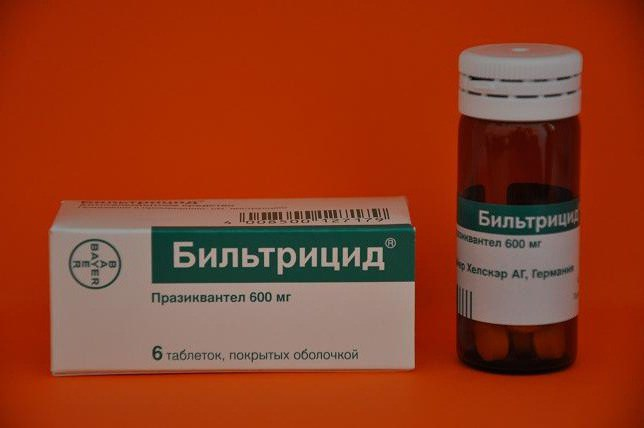 лекарство от гельминтов широкого спектра действия цена